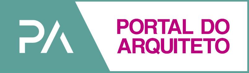 Logomarca do Portal do Arquiteto