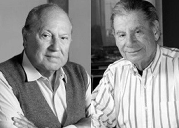 Alberto Botti e Marc Rubin