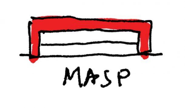 MASP: estrutura proporção forma