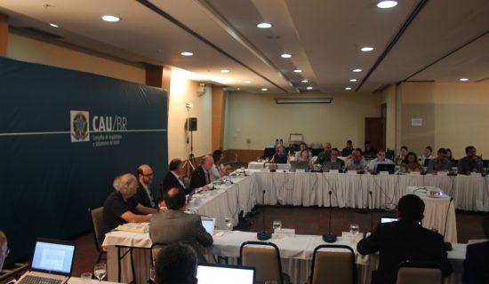 Plenário do CAU/BR aplica duas sanções de advertência reservada a arquitetas