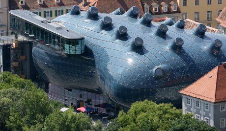 Kunsthaus Graz (Áustria)