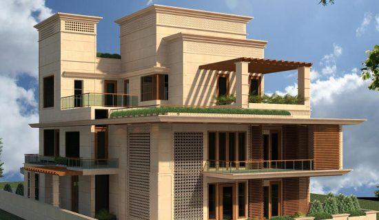 Projeto peculiar de arquitetos Indianos impressionam pelo trabalho com pedra local