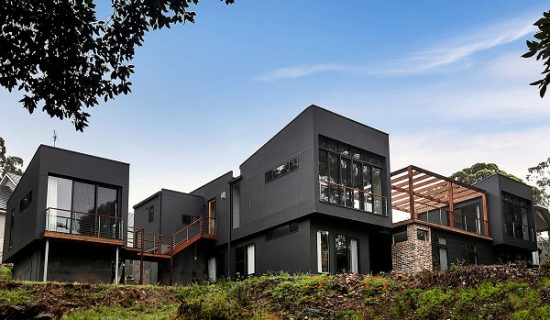 Projeto de casa pavilhão térmica, por Alex Urena