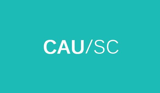 Conselho de Arquitetura e Urbanismo de Santa Catarina – CAU/SC