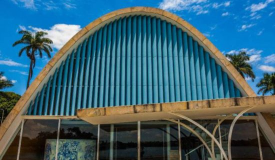 UNESCO elege Pampulha como Patrimônio Cultural da Humanidade.